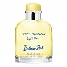 "Туалетная вода Dolce and Gabbana ""Light Blue Pour Homme Italian Zest"", 125 ml"