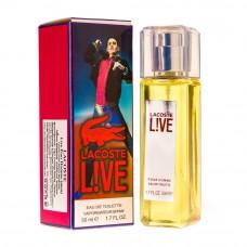 "Парфюмерная вода Lacoste ""Live Pour Homme"", 50 ml (суперстойкий)"